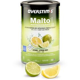 OVERSTIM.s Antioxidant Malto Bebida 500g, Lemon Lime